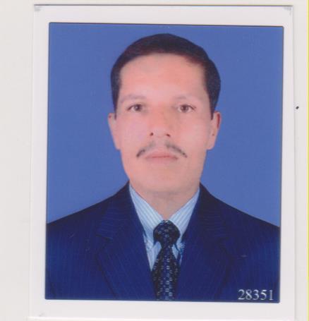Prof. Dr. Ram Psd Upadhaya